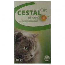 CESTAL Cat flavour N2 - tabletės katėms