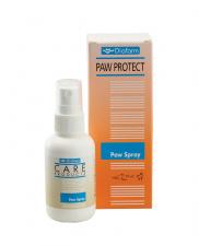 PAW PROTECT - apsauginis pėdučių tepalas - purškalas