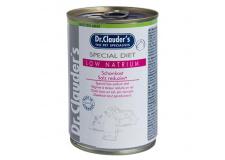 Dr. Clauder's® SPECIAL DIET LOW NATRIUM