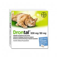 Drontal® Cat - tabletės katėms N2