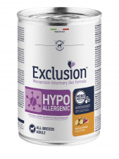 Exclusion® HYPOALLERGENIC su antiena ir bulvėmis