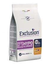 Exclusion® HYPOALLERGENIC small breed su antiena ir bulvėmis