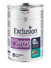 Exclusion® HYPOALLERGENIC su elniena ir bulvėmis