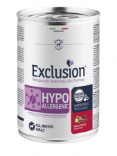 Exclusion® HYPOALLERGENIC su ožkiena ir bulvėmis