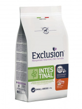 Exclusion® INTESTINAL small breed su kiauliena ir ryžiais