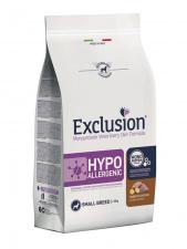 Exclusion® HYPOALLERGENIC small breed su triušiena ir bulvėmis