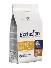Exclusion® RENAL M/M su kiauliena, sorgais ir ryžiais