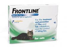 FRONTLINE® N3 - lašai katėms