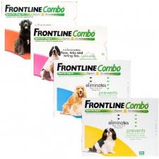 FRONTLINE® COMBO N3 (3 pipetės) - užlašinamasis tirpalas šunims