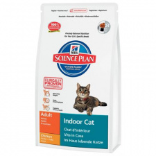 Hill's™ Science Plan™ Feline Adult Indoor Cat - ėdalas katėms su vištiena