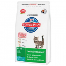 Hill's™ Science Plan™ Kitten Healthy Development™ - ėdalas kačiukams su tunų