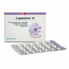 Legaphyton® - papildas kepenų ir inkstų funkcijai gerinti
