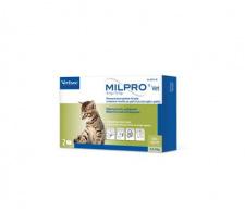 MILPRO® - 4 mg/10 mg, plėvele dengtos tabletės kačiukams ir mažoms katėms N4