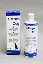 NILLERGEN Dog esant alergijai šunų kailiui