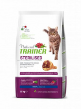 TRAINER NATURAL sterilised cat su kumpiu