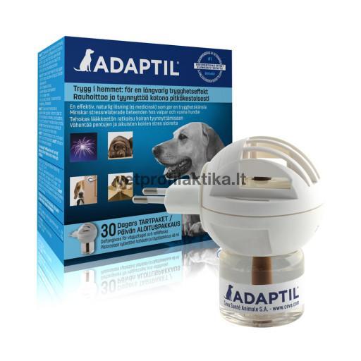 ADAPTIL® sklaidytuvas - raminamojo feromono sintetikas