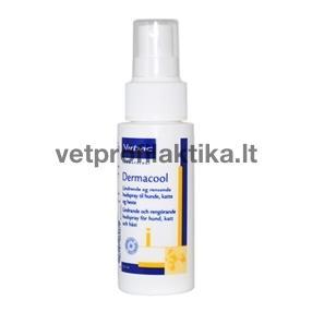 Dermacool SPRAY - tirpalas vietiniam odos uždegimui ir niežuliui mažinti