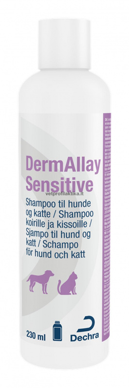 DermAllay Sensitive šampūnas