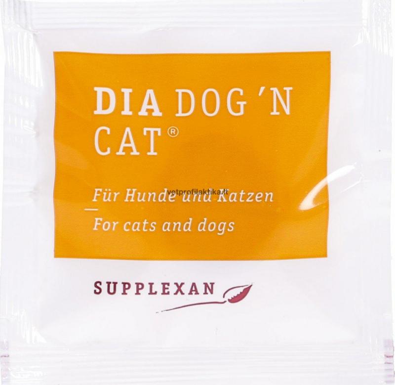 DIA DOG® 'N CAT įvairios kilmės viduriavimui stabdyti