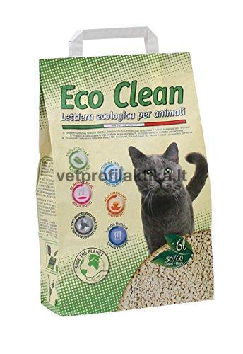 Eco Clean ekologiškas kraikas katėms