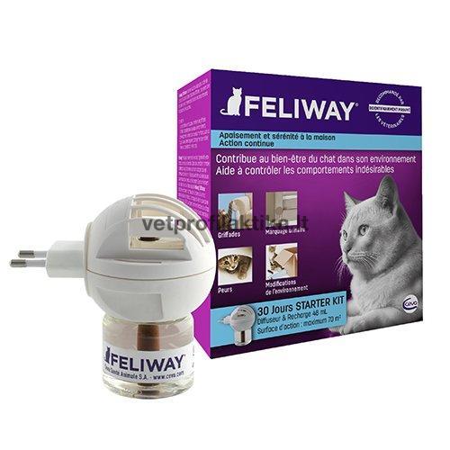 FELIWAY® sklaidytuvas - kačių skruostinio feromono tirpalas