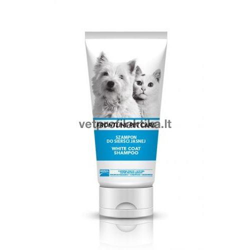 FRONTLINE PET CARE - šampūnas šviesaus kailio gyvūnams
