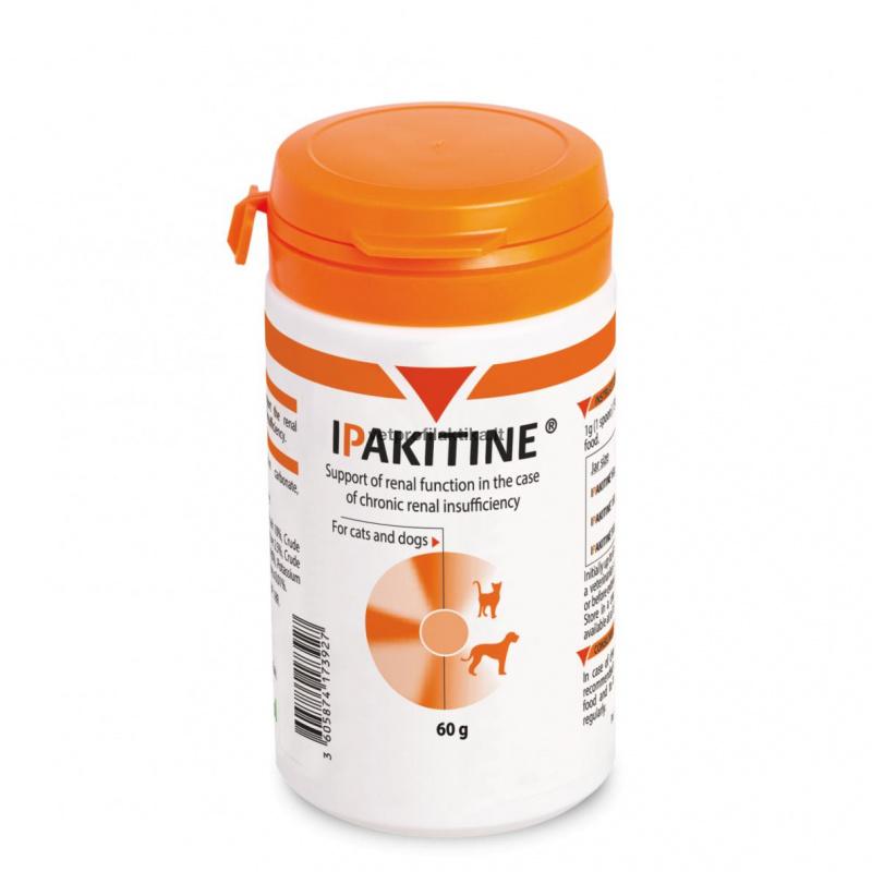 IPAKITINE® - papildas esant lėtiniam inkstų nepakankamumui