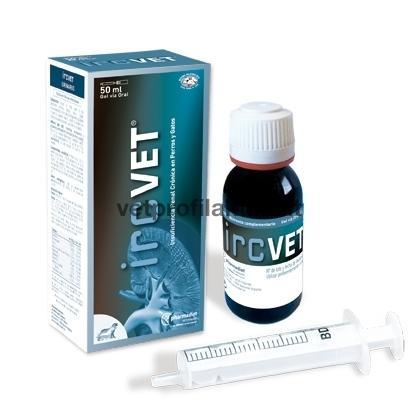 ircVET® GEL - papildas lėtiniam inkstų nepakankamumui palengvinti