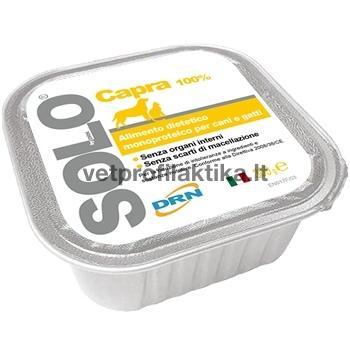 SOLO® Capra 100% - konservuota 100% ožkiena