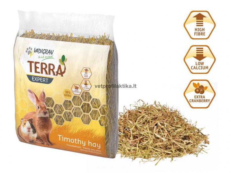 Vadigran TERRA expert timothy hay - šienas