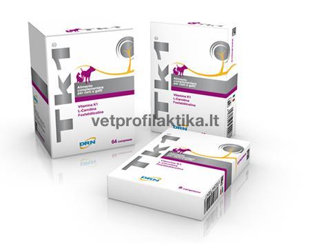 Tk1® - papildas esant hemoragijoms