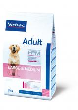 Virbac Adult LARGE & MEDIUM - ėdalas suaugusiems šunims