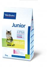 Virbac Junior NEUTERED CAT - jaunoms sterilizuotoms katėms iki 12 mėnesių amžiaus