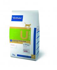 Virbac  U1 STRUVITE DISSOLUTION - ėdalas katėms struvitinių akmenų tirpinimui