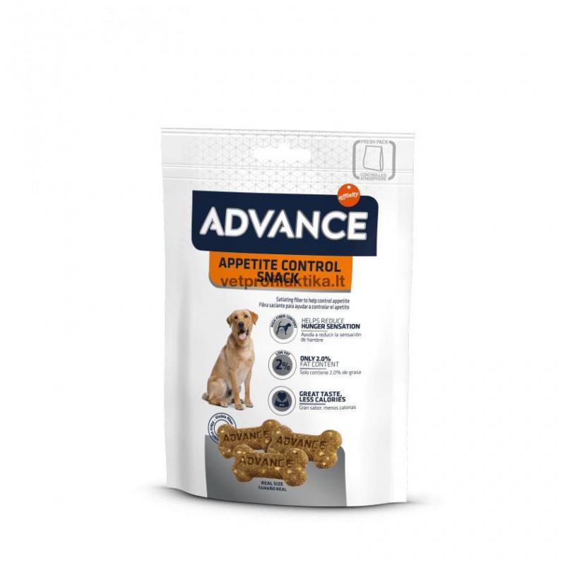 Advance APPETITE CONTROL SNACK - skanėstai apetito kontrolei