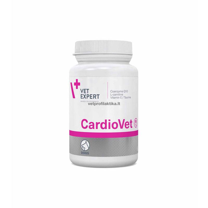 CardioVet - papildas esant širdies nepakankamumui