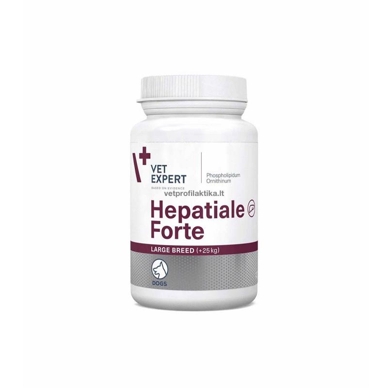 Hepatiale® Forte Large Breed - papildas kepenų funkcijai palaikyti