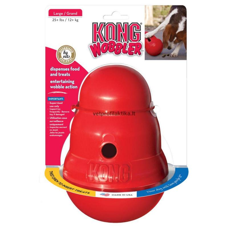 KONG® Wobbler™ žaislas šunims