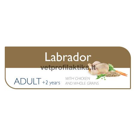 Advance Labrador Adult with Chicken and whole grains - ėdalas labradoro retriveriams