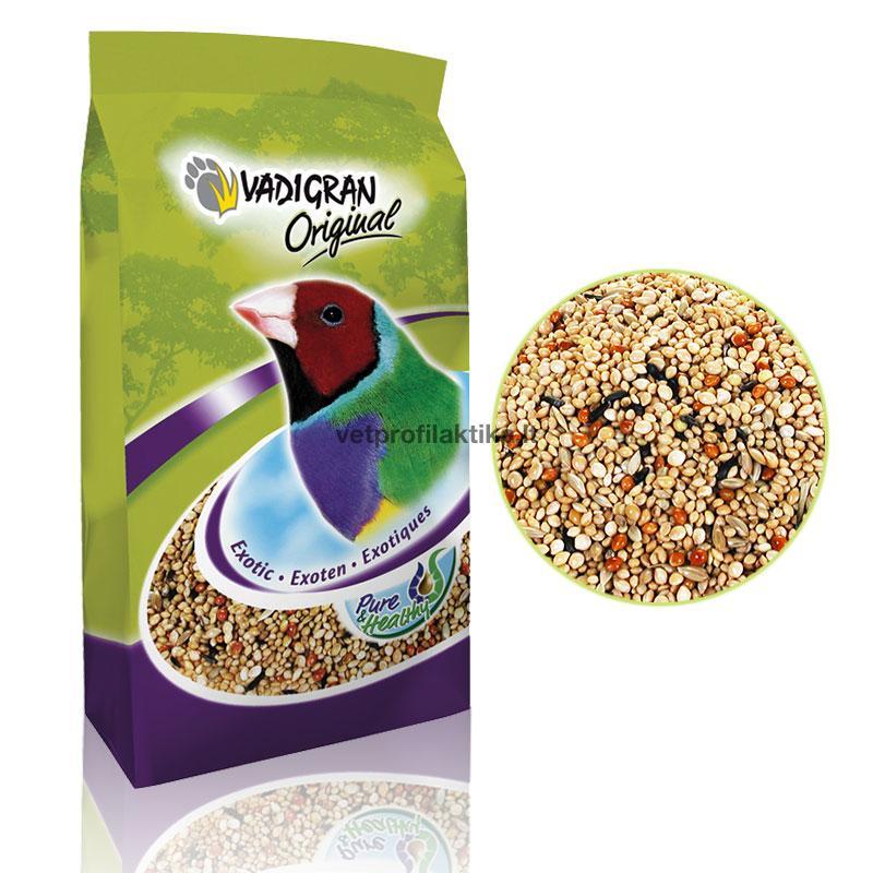 Vadigran Premium lesalas egzotiniams paukščiams 1kg