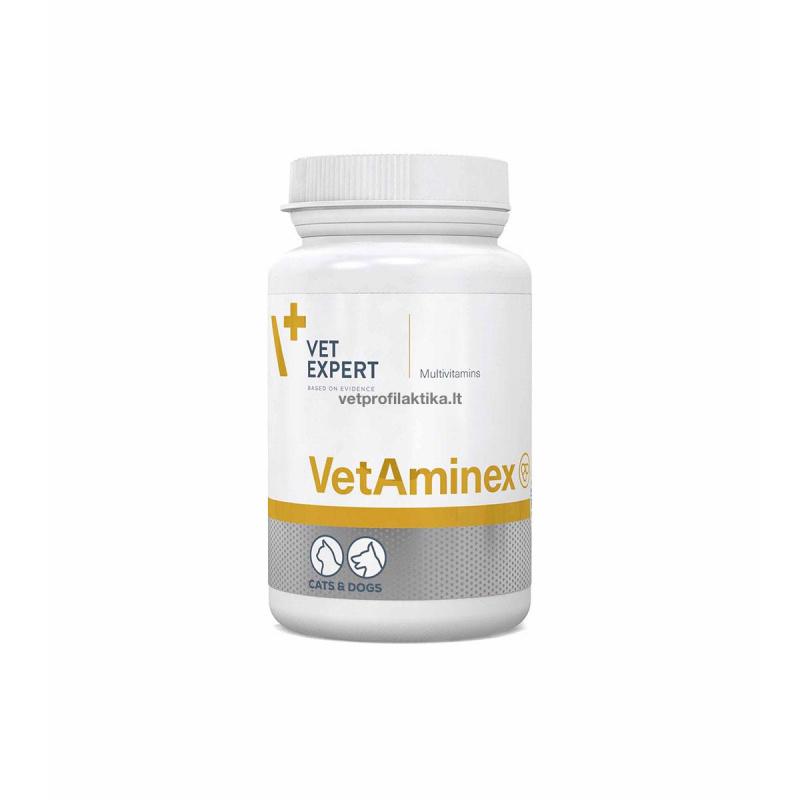 VetAminex - papildas padidėjusiam maistinių medžiagų poreikiui