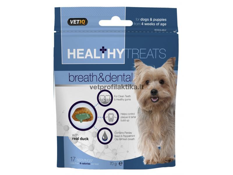 Breath & Dental care Dog - papildas burnos ertmės priežiūrai