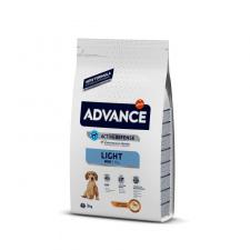 Advance Mini Light Adult with Chicken and Rice - šunims turintiems viršsvorio