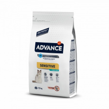 Advance Sterilized Adult with Salmon and Barley - ėdalas sterilizuotoms suaugusioms katėms