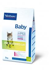 Virbac Baby PRE NEUTERED CAT - iki 12 mėnesių amžiaus arba iki sterilizacijos