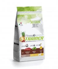 TRAINER Fitness 3 ADULT MINI Arkliena*Žirneliai*Aliejus
