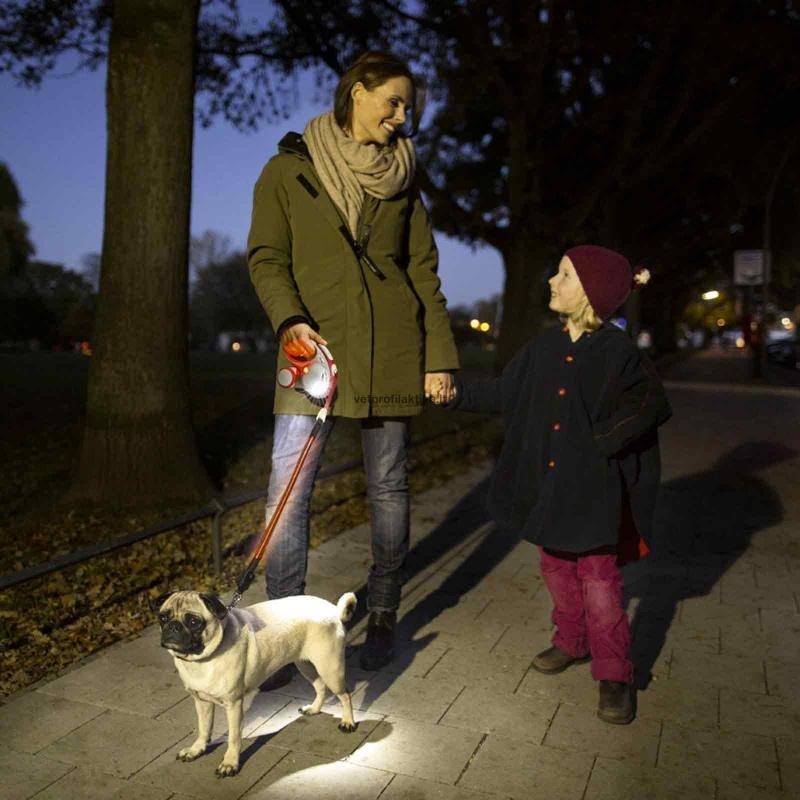 Flexi LED Lighting System - šviečianti lemputė