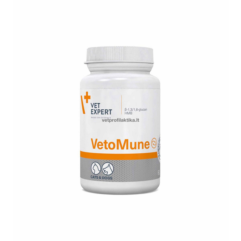 VetoMune - papildas imunitetui stiprinti